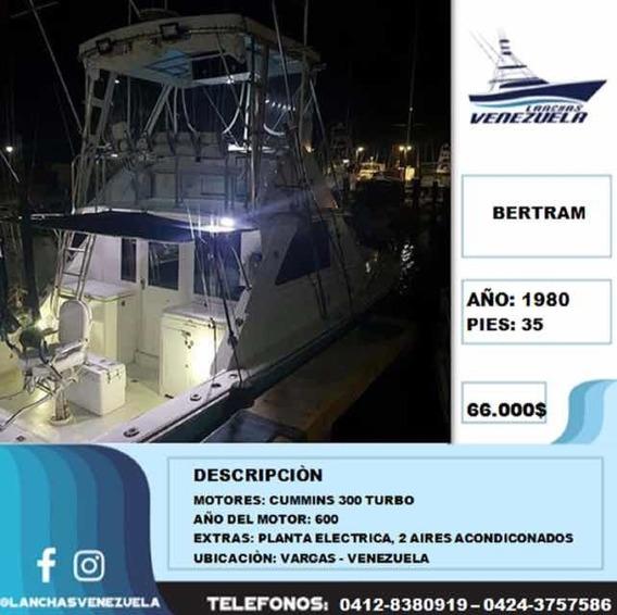Lancha Bertram 35 Lv218