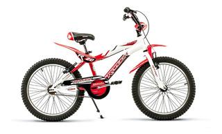 Bicicleta Raleigh Mxr Rodado 20 Aluminio Nene