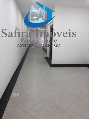 Salas Comerciais Na Presidente Costa E Silva, Próximo Ao Maior Shopping Do Litoral E Facil Acesso - Gl00005 - 33674859