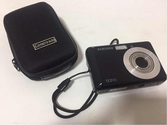 Camera Digital Samsung Es17 12.2 Mp Usada