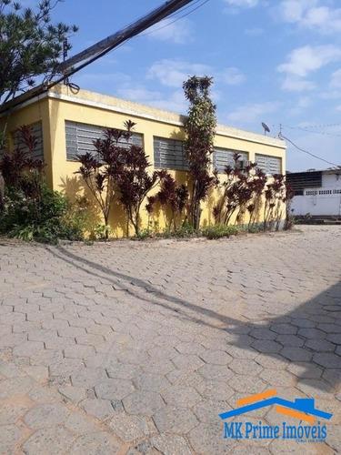Galpão Em Condomínio Fechado Em Osasco - 80