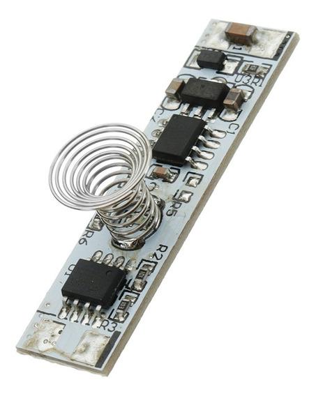Interruptor Touch Tactil Dimmer Tira Led Mem 12v 30w Mona