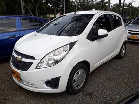Chevrolet Spark Gt 1.2l Blanco Modelo: 2012