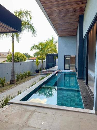 Casa À Venda, 400 M² Por R$ 1.800.000,00 - Residencial Primavera - Piratininga/sp - Ca2113