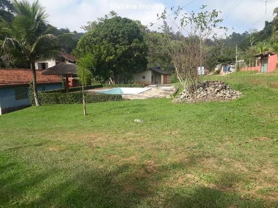 Chácara Com 8.000 M² Entre Santra Branca E Guararema-sp - Ch25 - 33998903