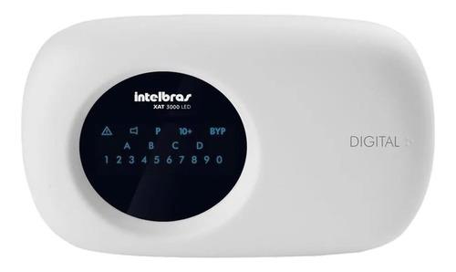 Teclado Cableado Led Alarma Intelbras Xat3000 Martinez