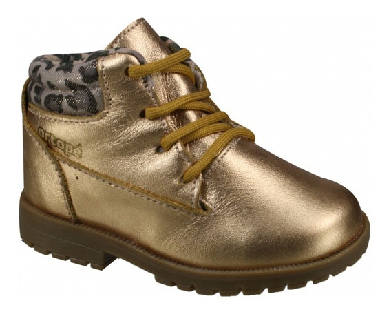 Tênis Infantil Baby Boot Ortopé 2119055 | Katy Calçados