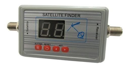 3pcs Satélite Finder Digital Localizador Parabólica Sinal Tv