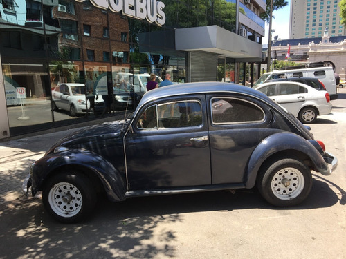 Volkswagen Escarabajo Fusca En Muy Buen Estado