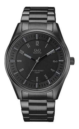 Reloj Qyq Qa54j405y Pavonado Para Caballero Original