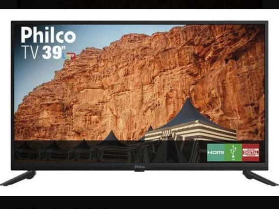 Tv Led 39 Philco Ptv39f61d Hd Com Conversor Digital Integrad