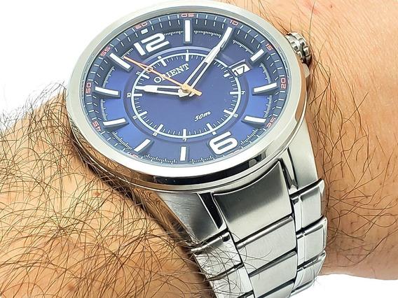 Relógios Masculinos Orient Aço À Prova D