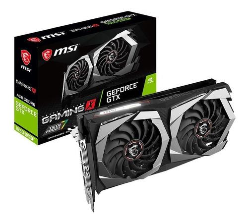 Placa de video Nvidia MSI  Gaming X GeForce GTX 16 Series GTX 1650 SUPER GEFORCE GTX 1650 SUPER GAMING X 4GB