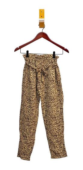 Pantalon De Nena Con Lazo Super Moderno Super Promo!!