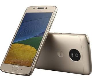 Motorola Moto G5 3/32 Gb Dourado Android 8.1