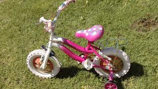Bici De Niña Rodado 12