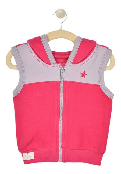 Chaleco Baby Creysi Quality & Love Rosa Th2563