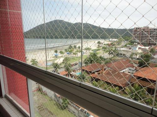 Apartamento Com 3 Dormitórios À Venda, 102 M² - Centro - Bertioga/sp - Ap1147