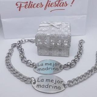 Pulseras Con Frases Para Madrinas En Mercado Libre Argentina