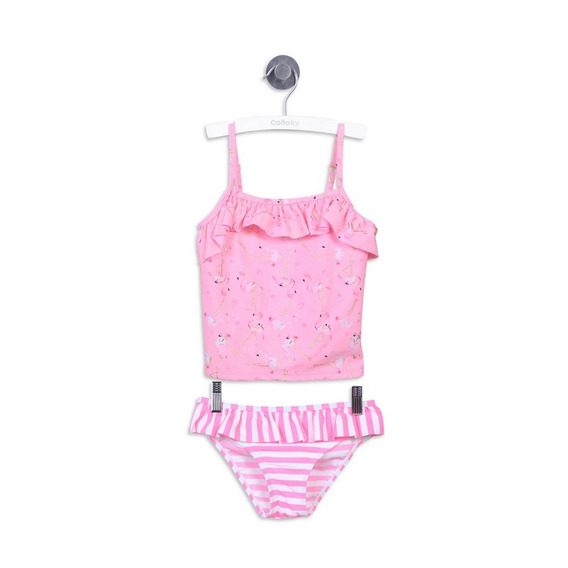 Bikini Playa Soft Pink Girl Colloky