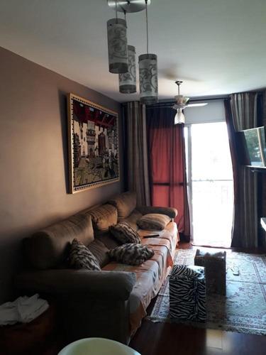Imagem 1 de 30 de Apartamento De 60m² Com 3 Quartos E 1 Vaga De Garagem À Venda No Condomínio Belas Artes - 1132_hen