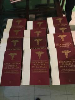 Enciclopedia Familiar De Salud De 12 Libros De Medicina