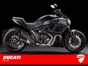 Ducati Diavel Dark 2017 0km Financiación.