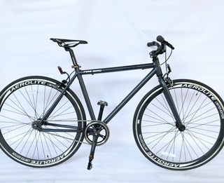 Bicicleta Urbana - Fire Bird Fixed - Rodado 28