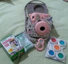 Kit Polaroid Instax Mini 8