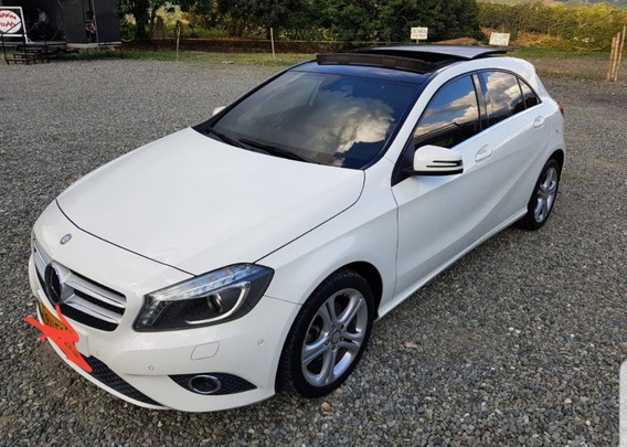 Mercedes-benz Clase A Automovil Mercedes Benz A200 2015