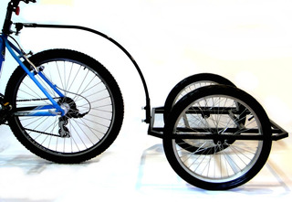 Carretinha Para Bicicleta (reboque Up Link Ecocase) (ca011)