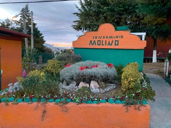 Departamento Ex-hacienda Del Pedregal Condominio Molino.