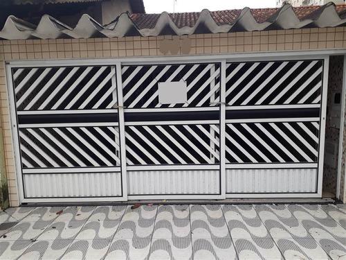 Casa, 1 Dorms Com 83.88 M² - Cidade Ocian - Praia Grande - Ref.: Pr1560 - Pr1560