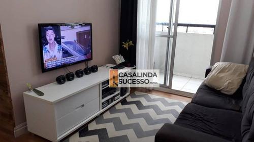Apartamento Com 3 Dormitórios À Venda, 69 M² Por R$ 480.000 - Penha - São Paulo/sp - Ap6245