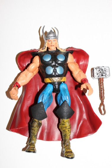 2002 Thor Marvel Legends Serie 3 Toybiz Toy Biz Avengers