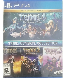 Trine Ultimate Collection Ps4 Español Delivery Stock Ya