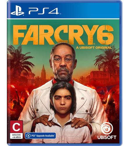 Imagen 1 de 5 de Far Cry 6 -  Playstation 4 Nuevo