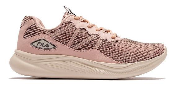 Zapatillas Mujer Fila Versatile W Rosa - Corner Deportes