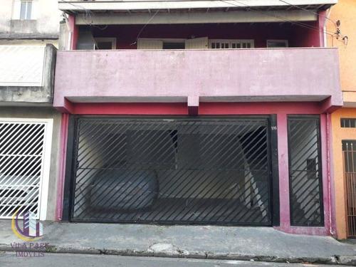 Imagem 1 de 26 de Sobrado Venda  Jd. Conceição - So0669