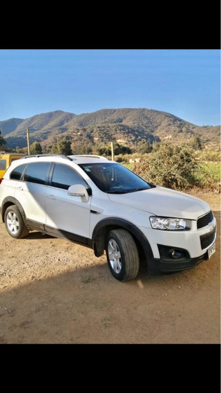 Chevrolet Captiva 6 Ls 2.2d 2.2