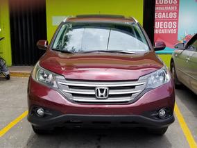 Vendo Honda Cr-v 2014 Ex-l La Mas Full