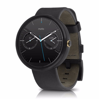 Motorola Moto 360 Smartwatch W/ 22mm
