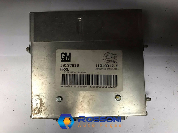 Modulo Injeção Monza Gasolina - 16137939 - Arxc