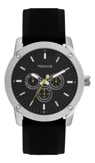 Relógio Touch Masculino Prata Tw6p29zl/3p
