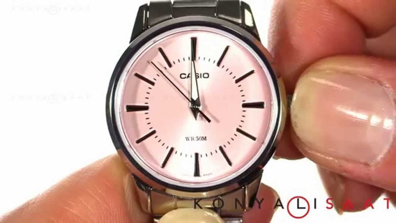 Relógio Casio Unissex Vintage -ltp1303d - Original - S Caixa