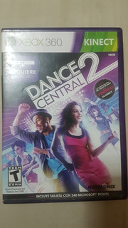 Dance Central 2 Para Kinect