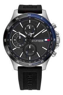 Reloj Tommy Hilfiger Hombre Deportivo Multifunción 1791724
