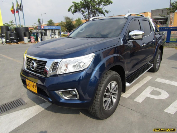 Nissan Frontier Np300 Full