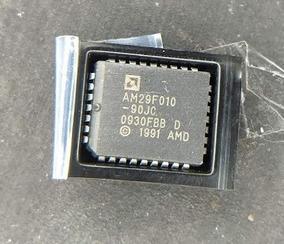Am29f010, St 27c010, - Plcc-32 - Eprom Apagável Via Flash