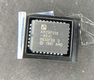 Am29f010, St 27c010, - Plcc-32 - Eprom Apagável Via Flash